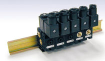 "3/2 way pneumatic solenoid valve max. 10 Bar, 55 Nl/min | 110 1/8"" - ø4 Aircomp by Stampotecnica"