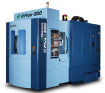 3-axis CNC horizontal machining center 500 x 560 x 500 mm | H.Plus-300 MATSUURA