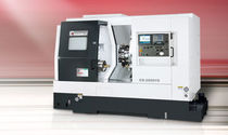 3-axis CNC mill-turn center max. ø 460 mm | GS-2000S GOODWAY