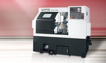 3-axis CNC mill-turn center max. ø 400 mm | GLS-260 GOODWAY