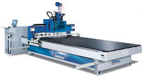 3-axis CNC milling-drilling machine max. 50 m/min | FLAT BDT series Giben International