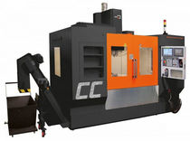 3-axis CNC vertical machining center Alpha-Center CC KAAST CNC Solutions