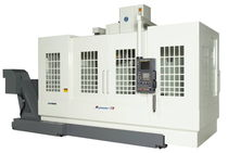 3-axis CNC vertical machining center for large parts max. 60.2 x 25.6 x 27"