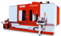3-axis CNC vertical machining center with traveling column 2320 x 720 x 610 mm | TVMC-2000 EUMACH