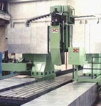 3-axis mobile gantry vertical milling machine max. 4 000 x 4 000 x 1 800 mm | HG30 Mario Carnaghi