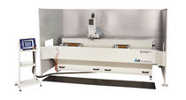 3-axis vertical copy milling machine 2600 x 180 x1 40 mm | Junior CNC LGF
