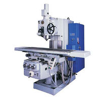 3-axis vertical milling machine max. 1320 x 345 x 630 mm | KVM 400 WMW Machinery