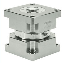 3-component force sensor with mounting flanges ±150 kN | 9377C KISTLER