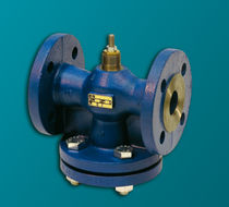 3-way control valve DN 15 - 150 | RV series ARIS
