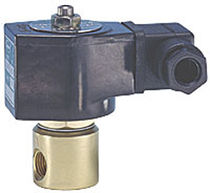 3-way direct acting solenoid valve 1/4%u201D | 1323 Clark