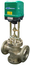 3-way electric control valve DN 15 - 200, PN 16 - 40 | 7562E Sart von Rohr