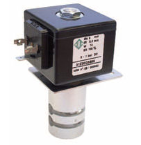 3-way solenoid pinch valve IP65, IP67, UL, CE, VDE, NSF ODE