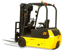3-wheel electric forklift truck 1.5 - 2.5 t | CPD series HU-LIFT