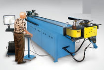 Servo-electric bending machine / pipe / draw / 3-axis
