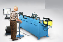 Electric bending machine / pipe / mechanical / draw