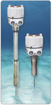 Vibrating level switch / for wastewater / for sediment level detection
