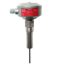 Vibrating rod level switch / for solids / for bulk materials / compact