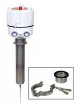 Vibrating level switch / for bulk materials / threaded / sanitary