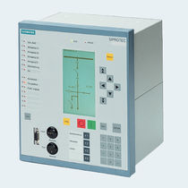High-voltage substation control system