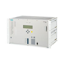Voltage protection relay / digital / programmable / high-voltage