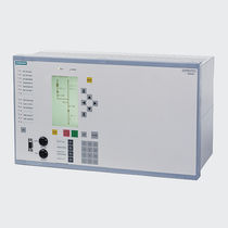 Speed control relay / panel-mount / digital / programmable