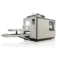 Machine tool robotic cell