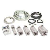 AC motor / IP67 / for robotics