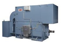 AC motor / asynchronous / 1000 V / explosion-proof