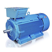 AC motor / asynchronous / 690V / electrically isolating