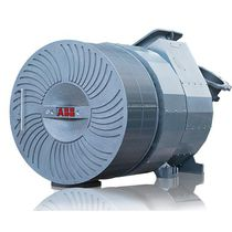 Two-stroke engine turbocharger / single-stage / for diesel engines / for marine applications