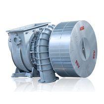 Two-stroke engine turbocharger / for diesel engines / power generation / for marine applications