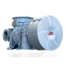 Stationary turbocharger / for marine applications / medium-speed