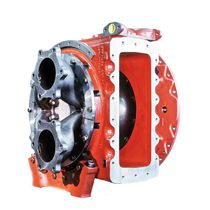 Compact turbocharger / for diesel engines / high-speed