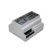 Three-phase analyzer / network / DIN rail mount
