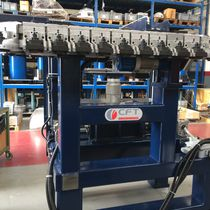 Automatic tool changer / horizontal / with linear magazine