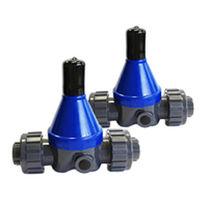Diaphragm pressure relief valve