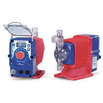 Chemical pump / electric / diaphragm / metering