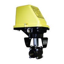 Ball valve / electric / control