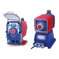 Chemical pump / electric / diaphragm / high-performance