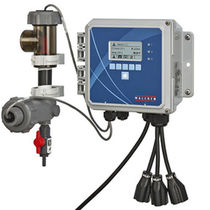 Measuring amplifier / water treatment / electronic