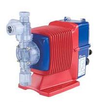 Chemical pump / electric / diaphragm / compact
