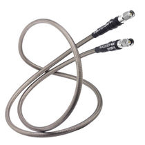 RF coaxial electric cable / flexible