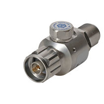 In-line surge arrester / RF / gas discharge tube