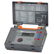 Microhmmeter / digital / portable / low-resistance