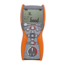 Electrical installation tester / multifunction
