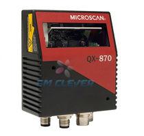 Laser barcode scanner / high-speed
