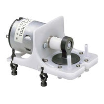 Diaphragm vacuum pump / oil-free / single-stage
