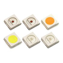 Colored LED / surface-mount / lighting