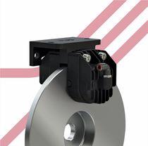 Disc brake caliper / pneumatic