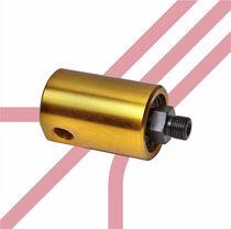 Air rotary union / for vacuum / pneumatic / ball bearing